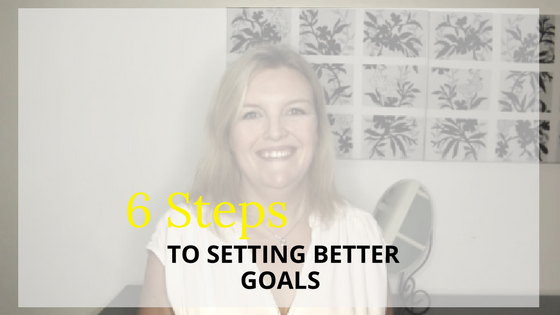 setting better goals