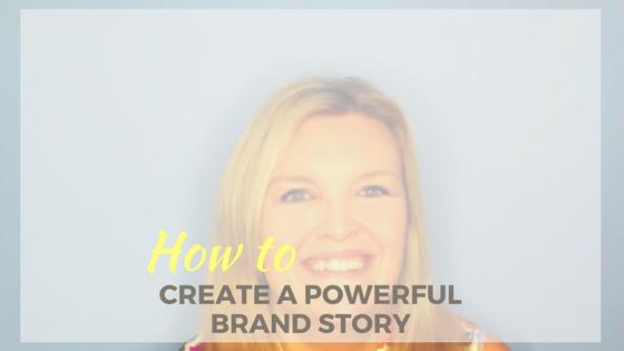 powerful brand story
