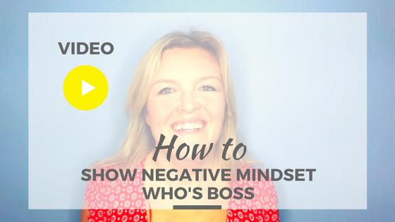 negative mindset